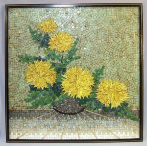Glass Mosaic made in Mexico